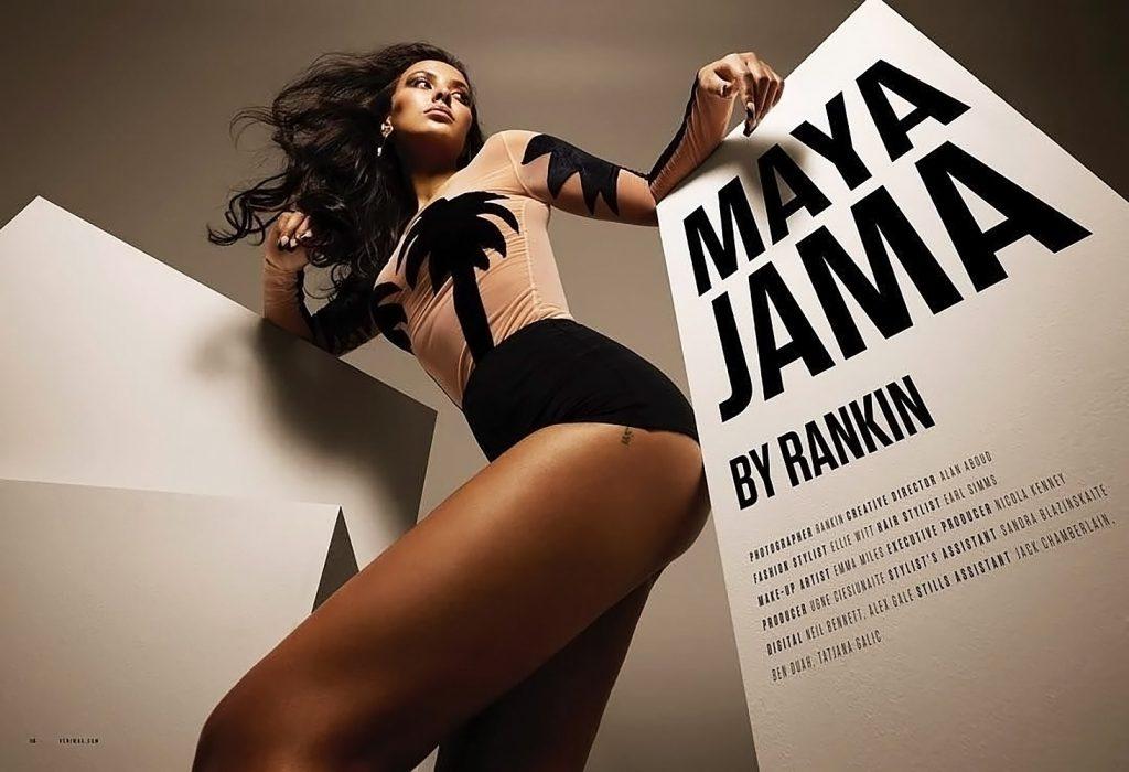 Maya Jama nude naked sexy hot pics