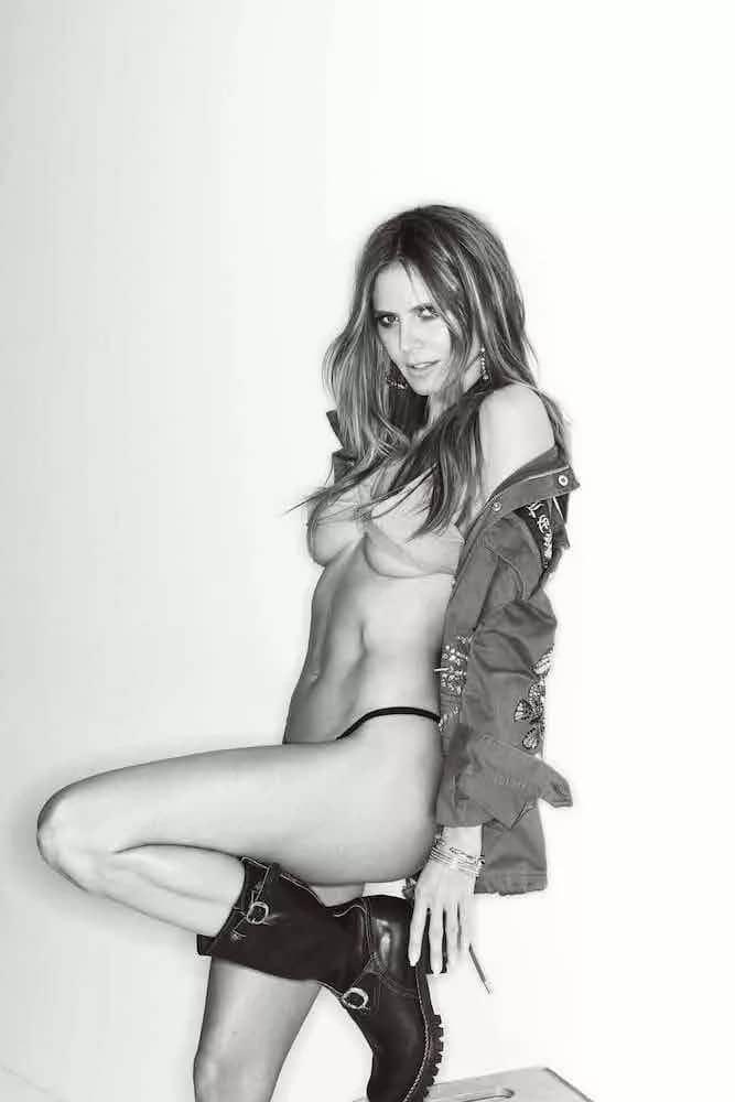 Heidi Klum Nude Naked Sexy Pics