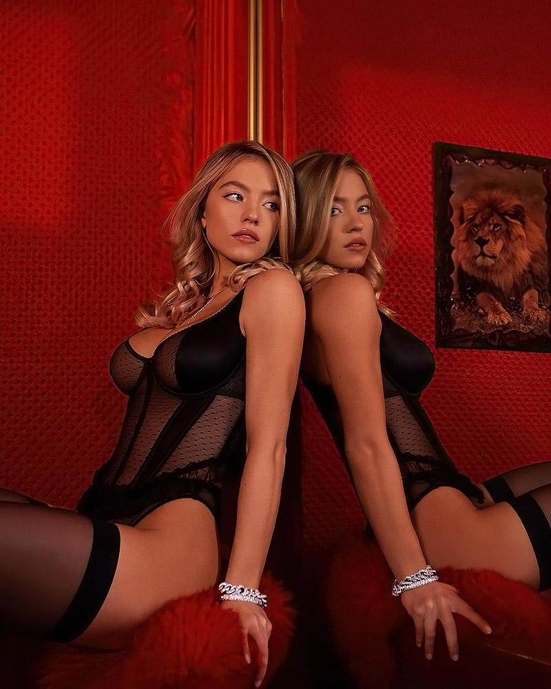 Sydney Sweeney nude naked sexy hot pics