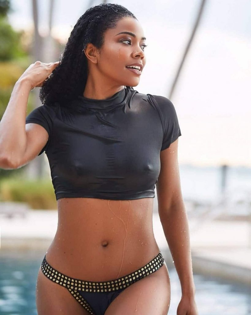 sexy hot naked nude Gabrielle Union