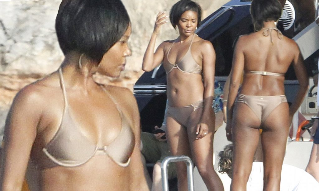 Gabrielle Union Nude & Sexy Photo Collection