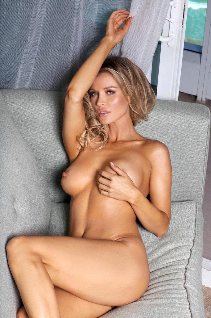 Joanna Krupa Nude naked sexy hot Photoshoot