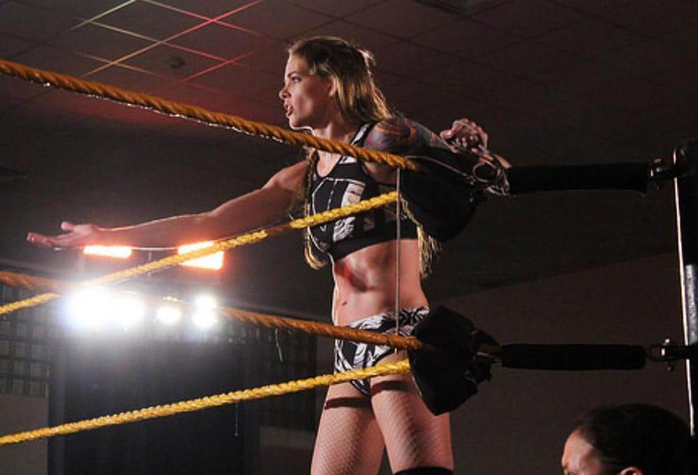 Jessamyn Duke WWE